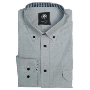 THE GREY CHAMBRAY SHIRT (WOMEN)