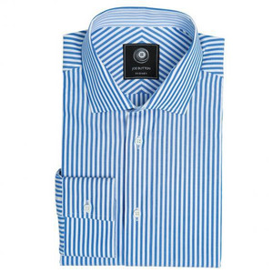 THE BLUE STRIPE SHIRT (WOMEN)