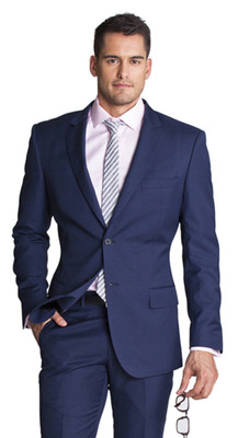 THE BLUE BLAZER