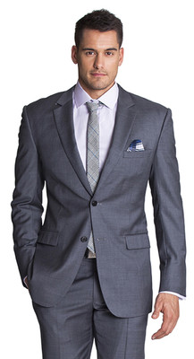 THE GREY BLAZER