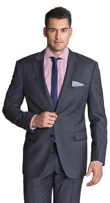 THE GREY NAILHEAD BLAZER