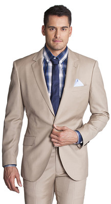 THE TAN BLAZER