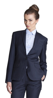 THE NAVY BLAZER (WOMEN)
