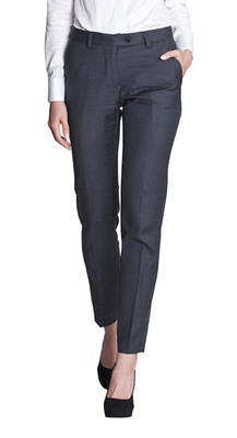 Beautiful  Casual Pants Outfits For Women What To Wear With Grey Pants At Work