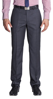 THE GREY NAILHEAD PANTS
