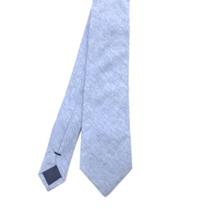 The Blue Cotton Tie