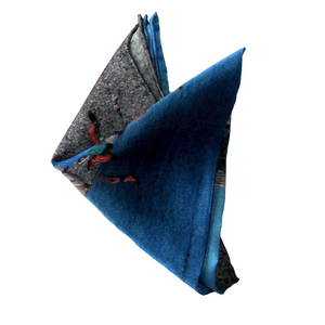 THE BATHERS POCKET SQUARE