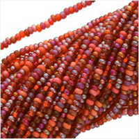 Czech Seed Beads 11/0 Devil's Food Mix (1 Hank)