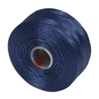 S-Lon Beading Thread Size D - Capri Blue