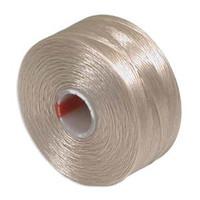 S-Lon Beading Thread Size AA - Beige