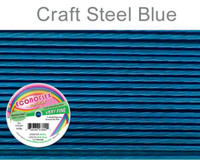 "Soft Flex Econoflex Beading Wire 010"" 30 Ft  Steel Blue"