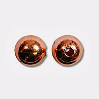 Genuine Copper Round Beads 4mm (50)