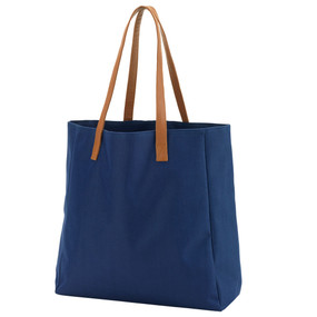Navy Tailgate Tote