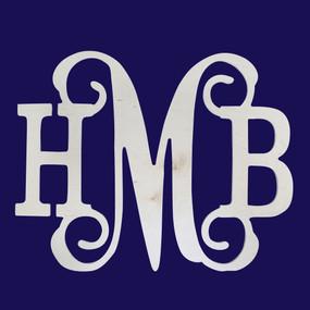 MDF Classic Vine Monogram