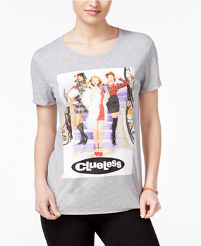 Clueless Juniors' Graphic T-Shirt