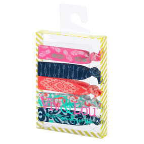 Patterned Hair Ties