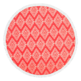 Coral Cove Sand Circle Towel