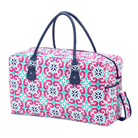 Mia Tile Duffel Bag