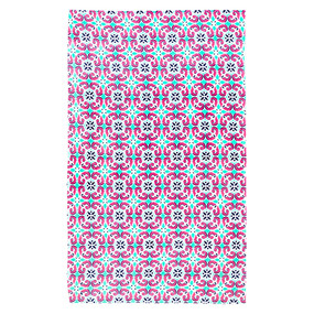 Mia Tile Throw Blanket