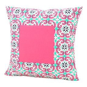 Mia Tile Pillow Cover