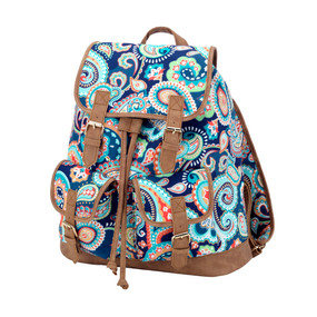 Emerson Paisley Campus Backpack