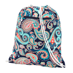 Emerson Paisley Gym Bag