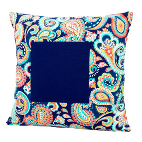 Emerson Paisley Pillow Cover