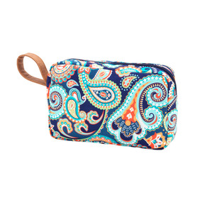 Emerson Paisley Cosmetic Bag