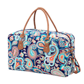 Emerson Paisley Travel Duffel