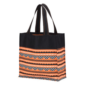 Trick-or-Treat Halloween Tote