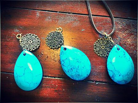 Laramie Detachable Pendant Necklace