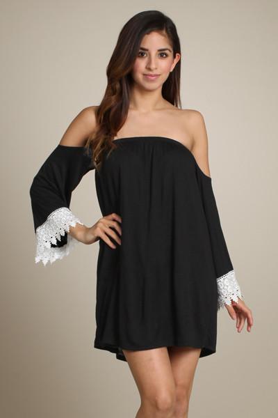 Save the Last Dance Dress - Black