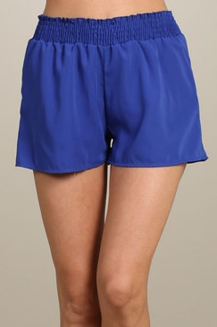 Summer Walking Shorts - Royal Blue