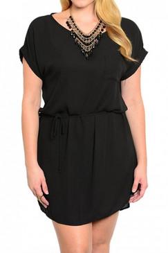 PS Plus Complete Control Dress - Black