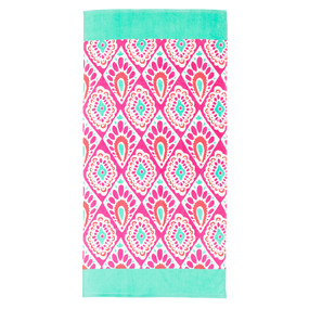 Beachy Keen Beach Towel