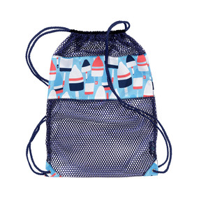 Oh Buoy Mesh Backpack