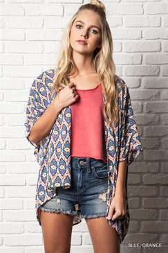 Love Me Tender Oversize Top