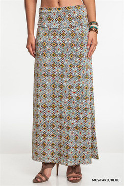 All I Wanna Do Maxi Skirt