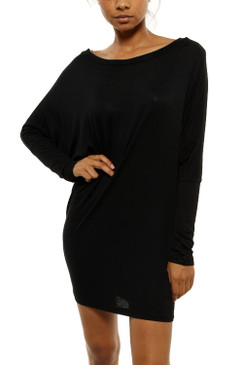 PS Plus Piko Style Top - Black