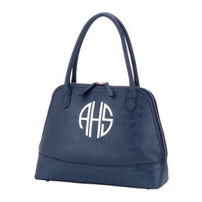 Navy Sydney Handbag