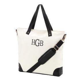 Black Sullivan Shoulder Bag