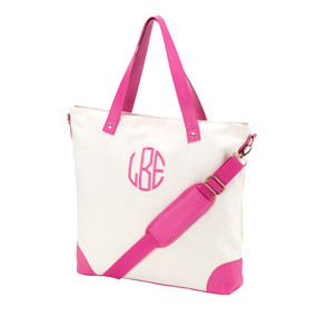 Hot Pink Sullivan Shoulder Bag