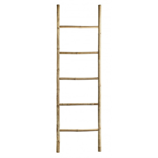 BAMBOO LADDER, H 200 cm by Tine K Home