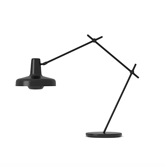 TABLE LAMP 'ARIGATO', Black by Grupa Products