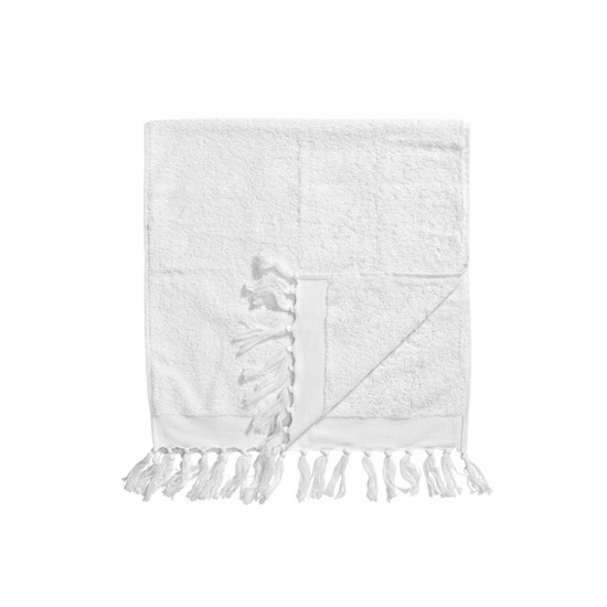 TOWEL w. fringes, Terry, M