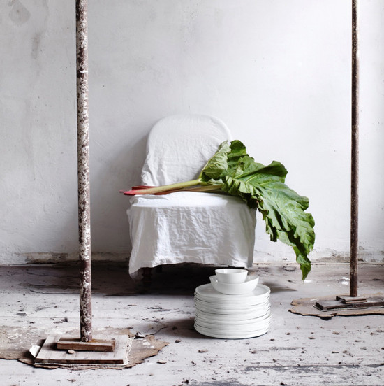 Olsson & Jensen's new white tableware collection