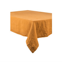 LINEN TABLECLOTH, Nais, Fawn