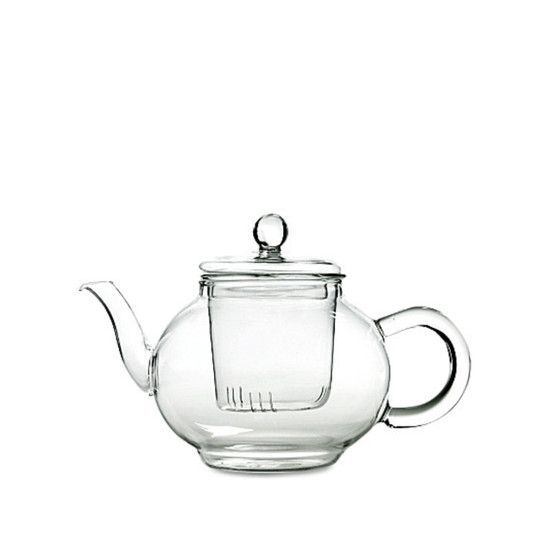 TEAPOT, Clear Glass, 4 persons by Serax