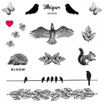 Temporary Tattoos Whisper by BLOOM