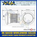 Electraquip EQPR10ABM-DM Din Mounted R10 LED Amber Beacon
